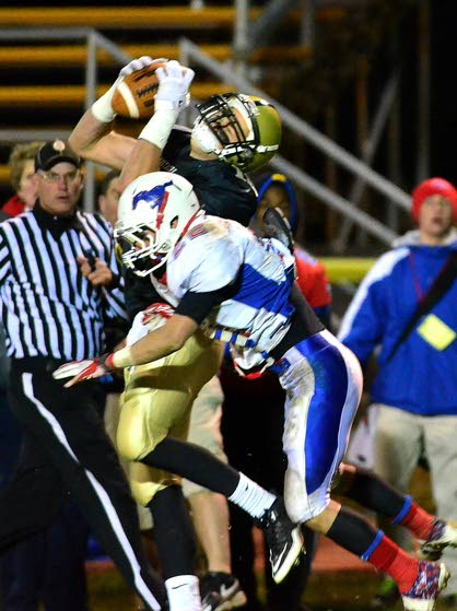 Southern's 1st home playoff game ends in disappointment