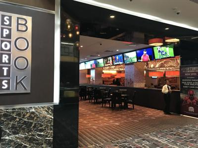 The SportsBook at Golden Nugget Atlantic City