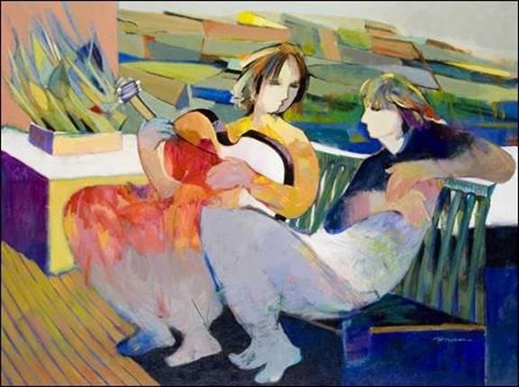 Hessam Abrishami Summer Memories