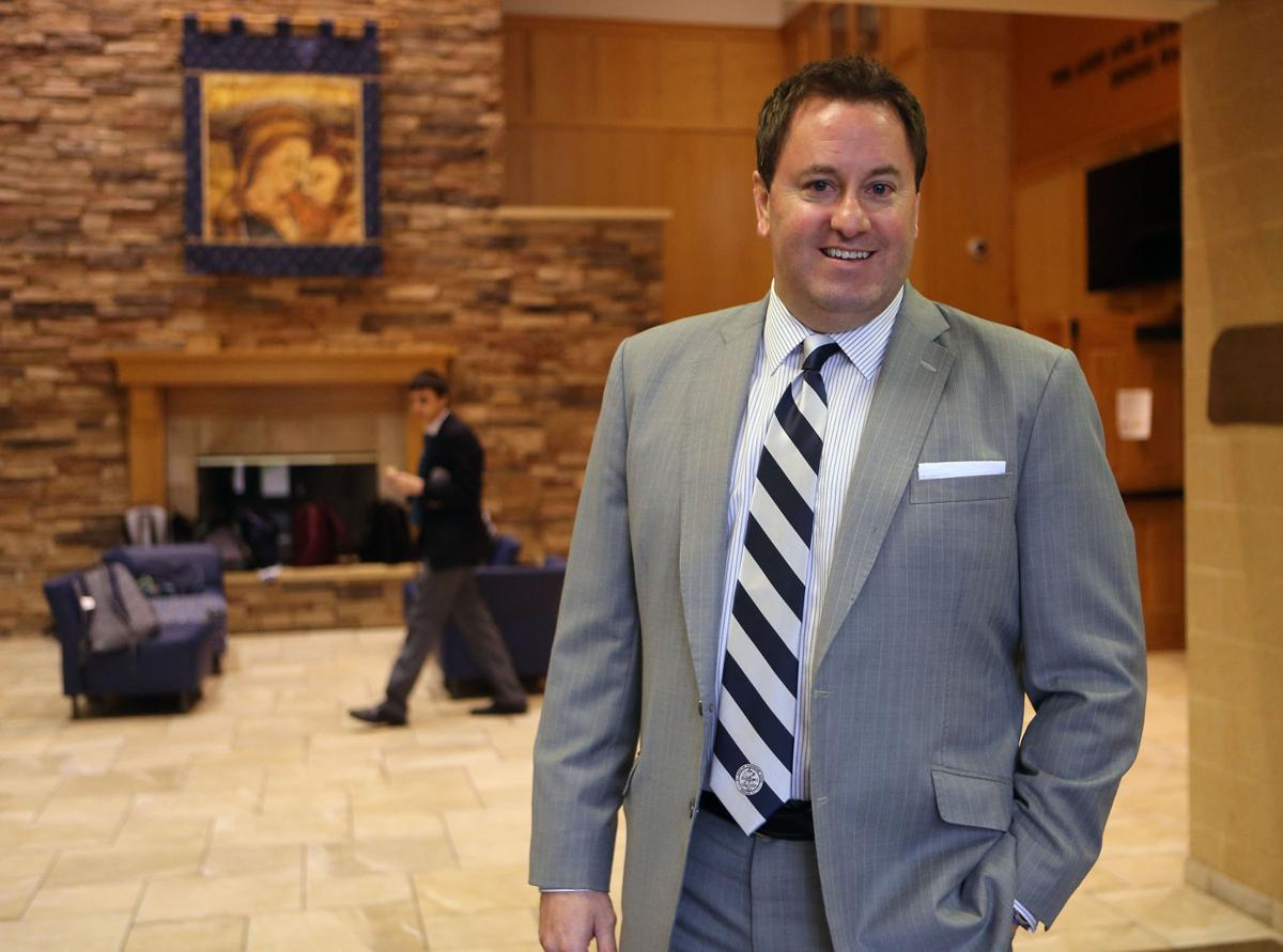 WaWa CEO Chris Gheysens visits the Prep