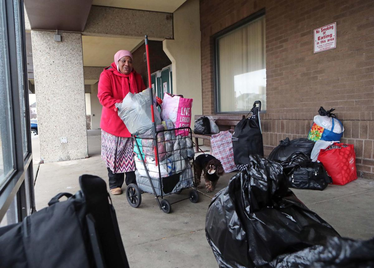 Some Jeffries Towers residents move back in
