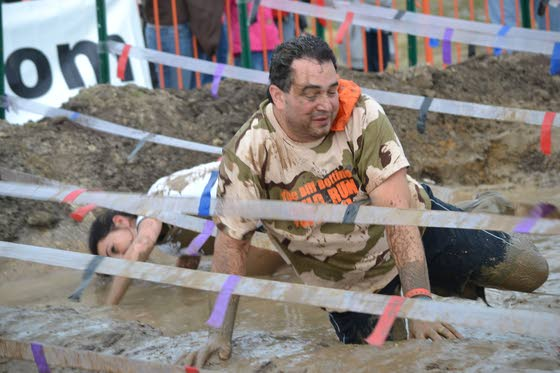 They're getting down and dirty for charity in Millville
