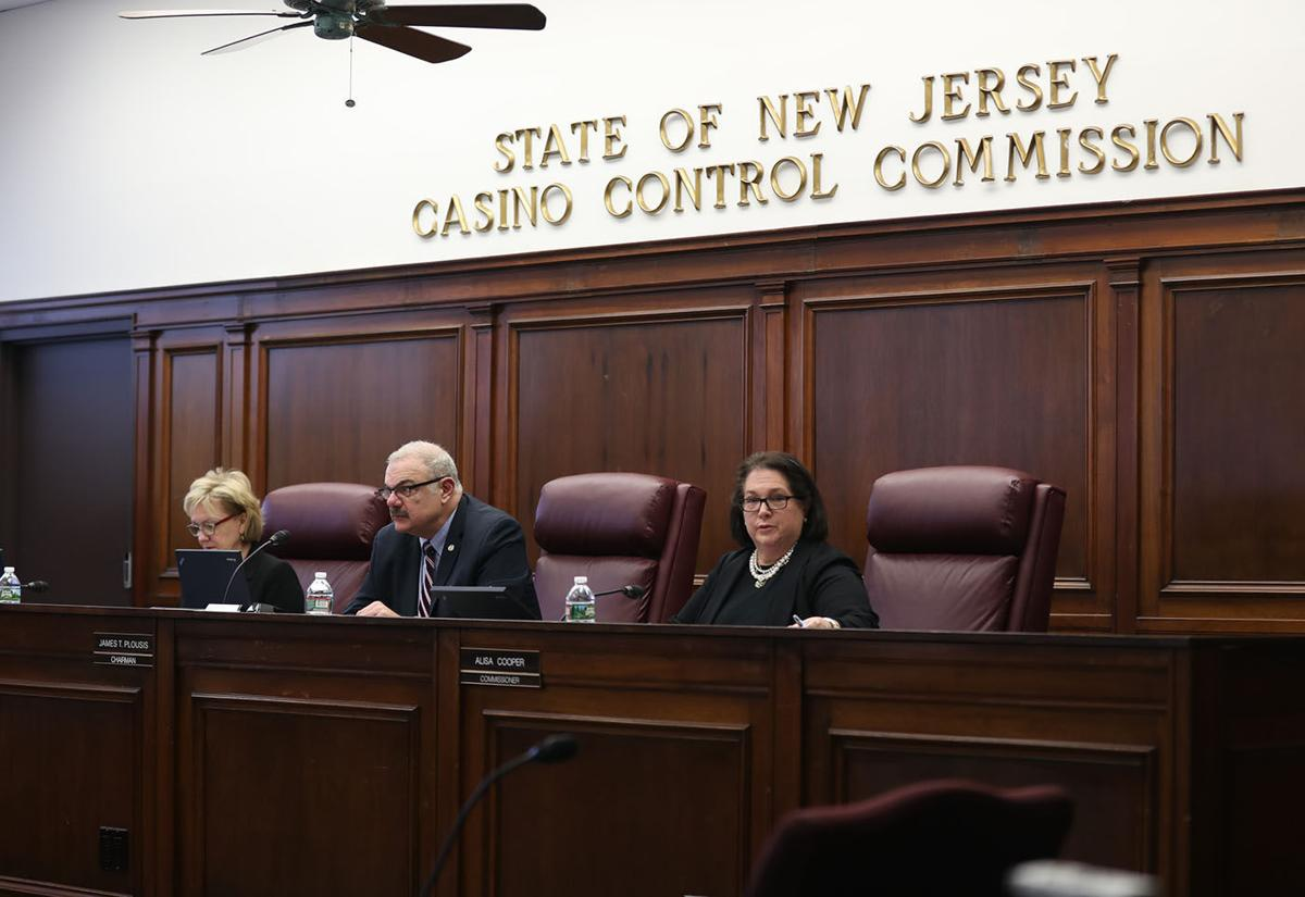 Casino commission approves key license for former executive ...