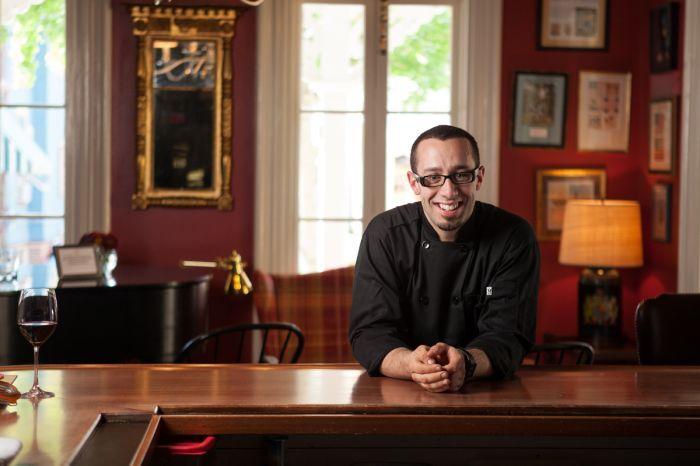 Chef Anthony Micari