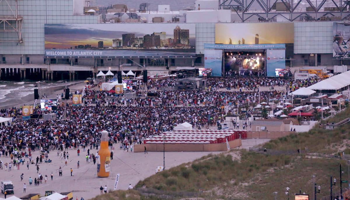 Ruff Riders Beach Concert