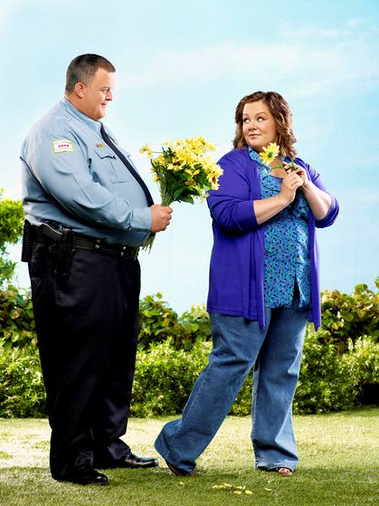CBS sitcom 'Mike & Molly' has more on its mind than its stars' girth