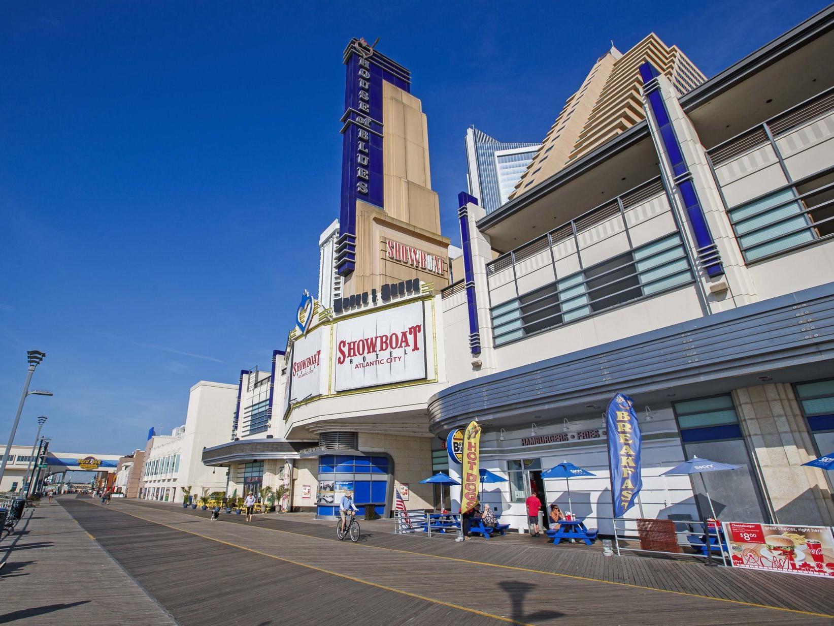 Showboat casino hotel ac igt turbine blades
