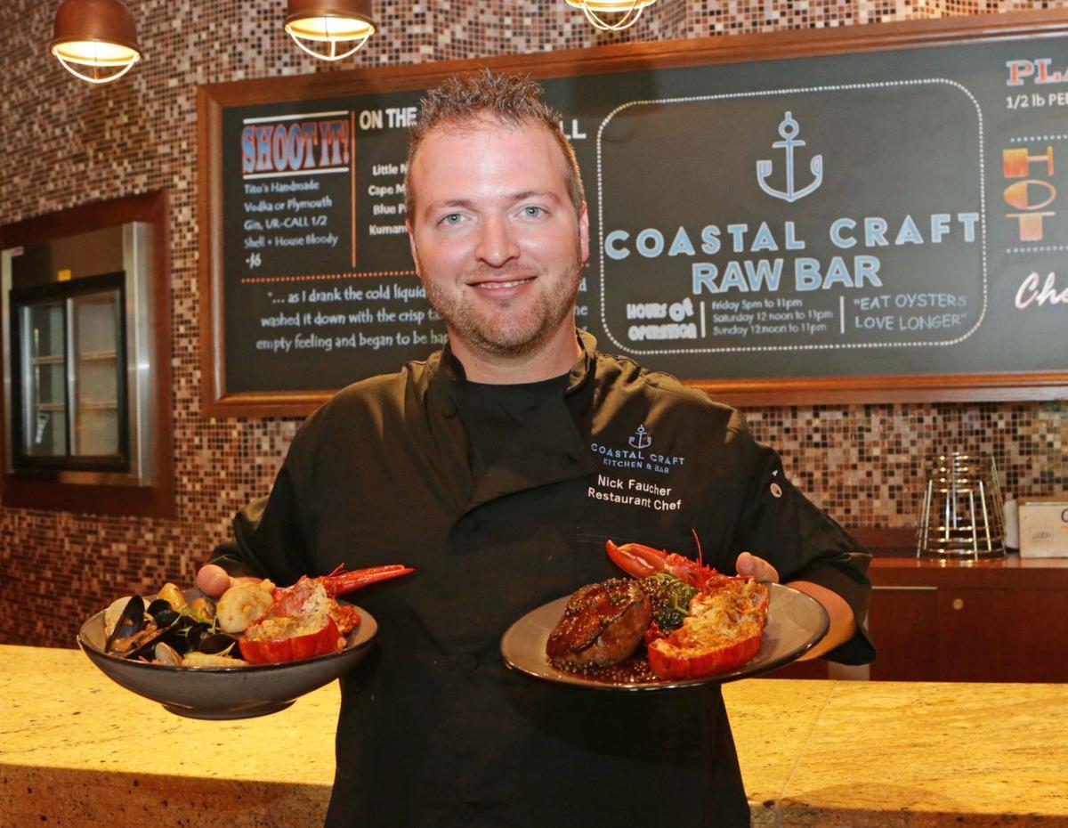 Coastal Craft Kitchen And Bar Ac