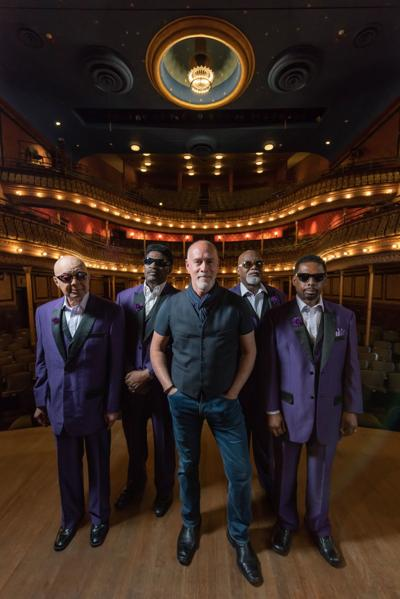 Marc Cohn and Blind Boys by Reggie Thomas