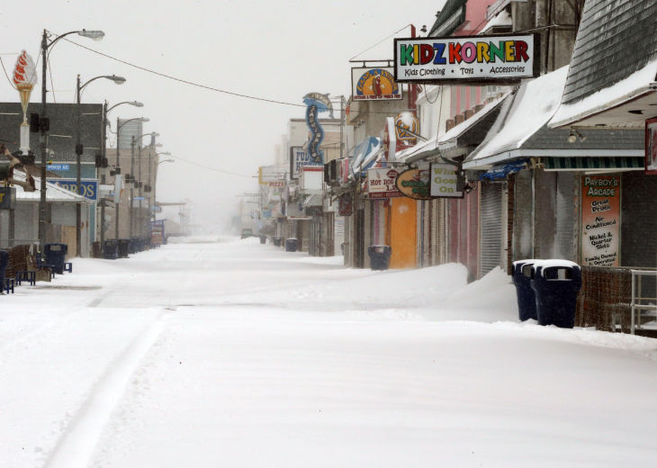 Snow Monday News Galleries Pressofatlanticcity Com