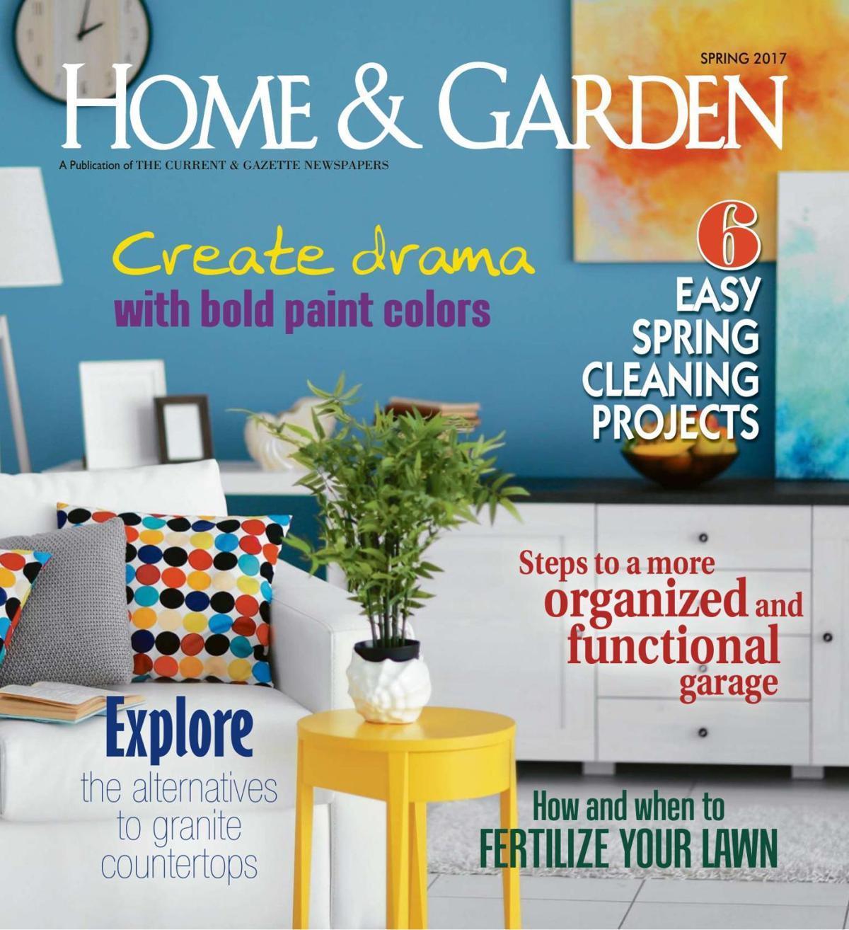 Home and Garden Spring 2017