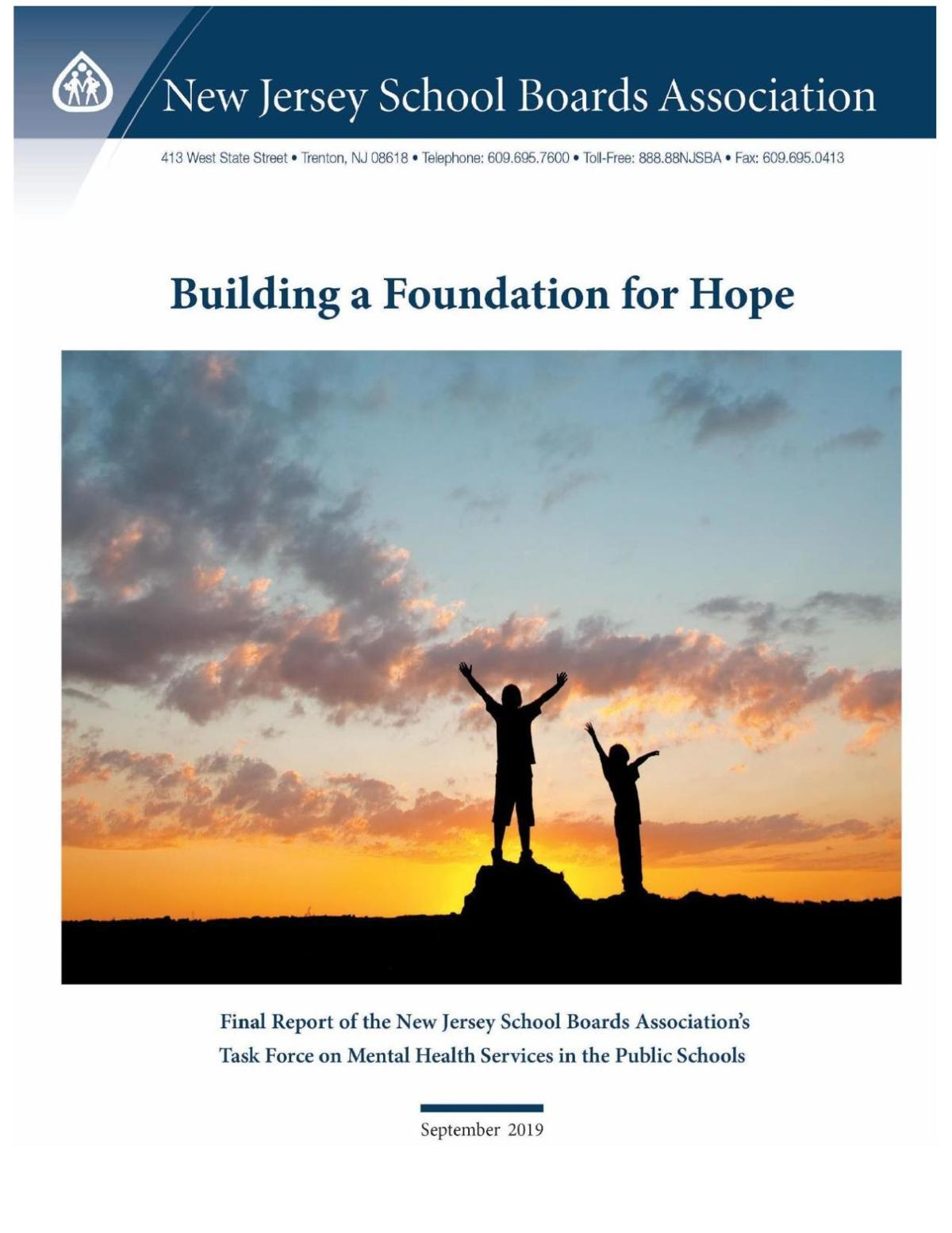 Building a Foundation for Hope