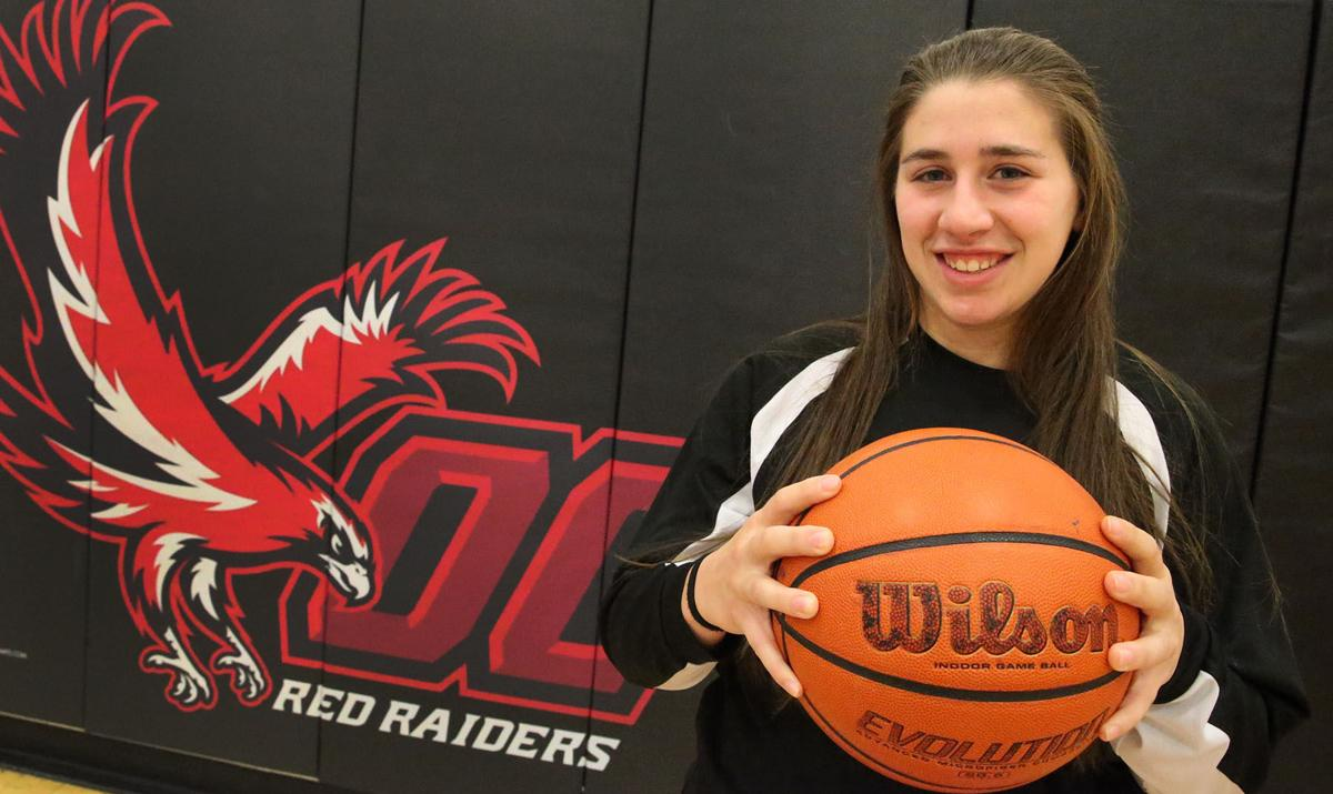 Grace Sacco, Press Girls Basketball Player of the Year 2017