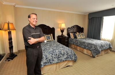 Resorts Casino Hotel Is Giving Ocean Tower A Fresh New Look With 1920s Inspired Furnishings Local News Pressofatlanticcity Com