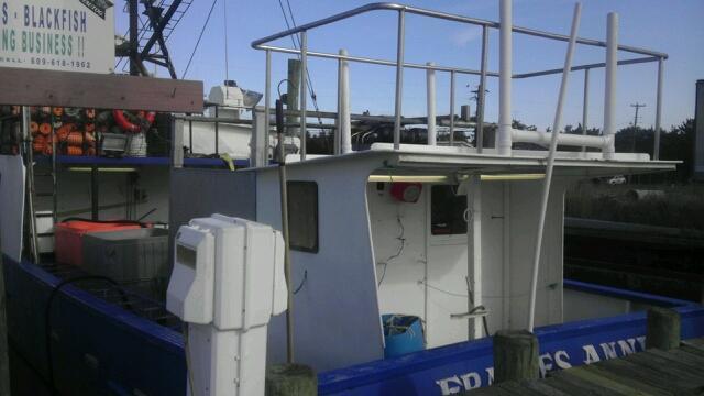 Survivor tells terrifying story of fatal commercial for Miss barnegat light fishing report
