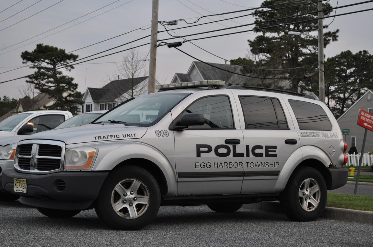 Egg Harbor Township Police Blotter
