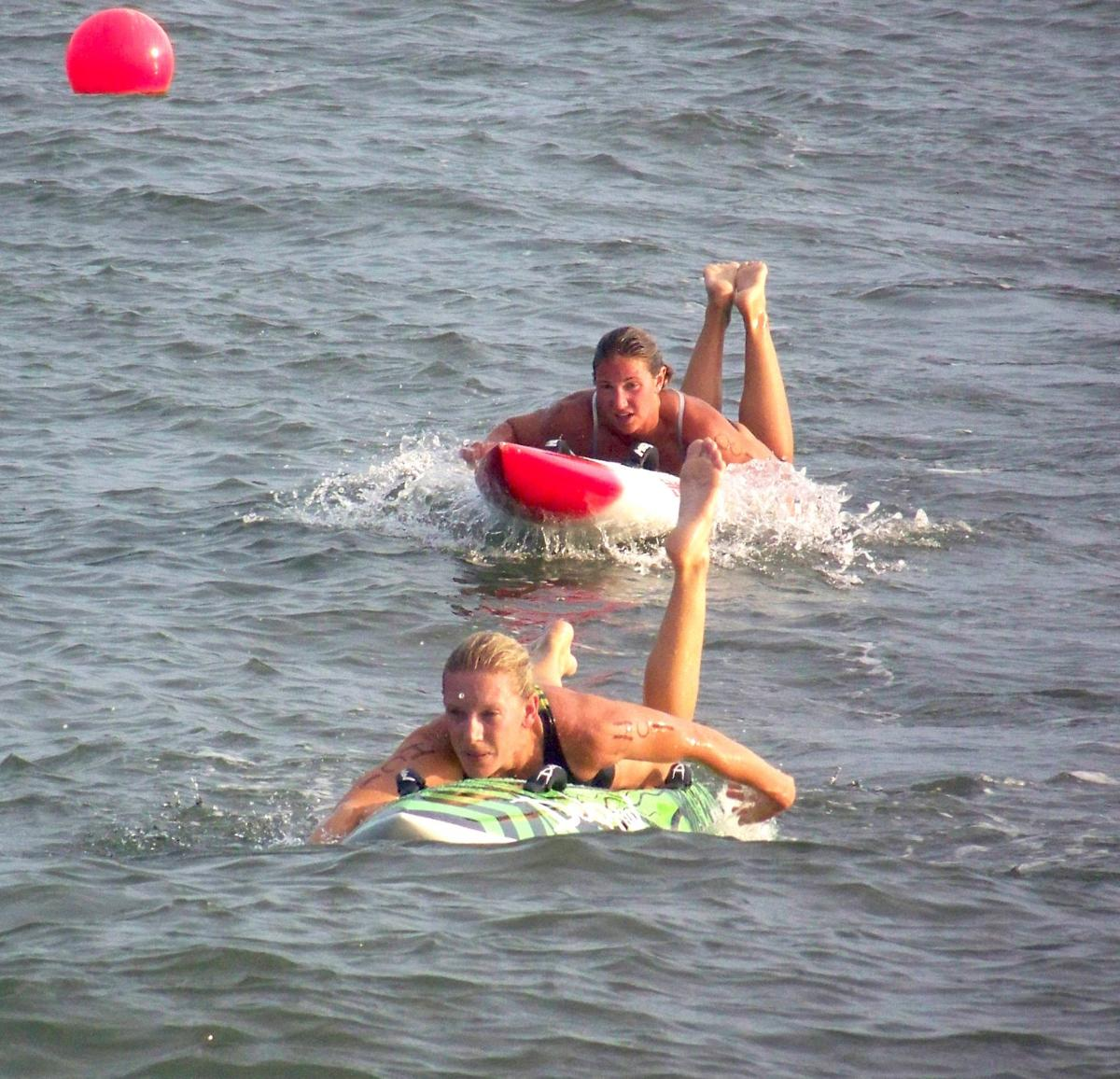 Ocean City's Lexi Santer surges to victory at Cape May ...