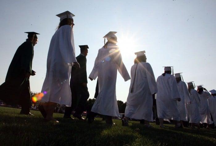 Icon education graduation