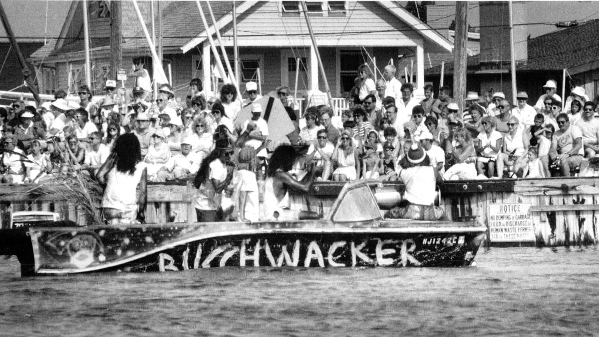 A Look Back at Ocean City's Night in Venice boat parade