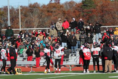 Pleasantville vs Ocean City Thanksgiving Football Game