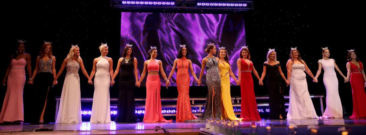 Miss New Jersey preliminary