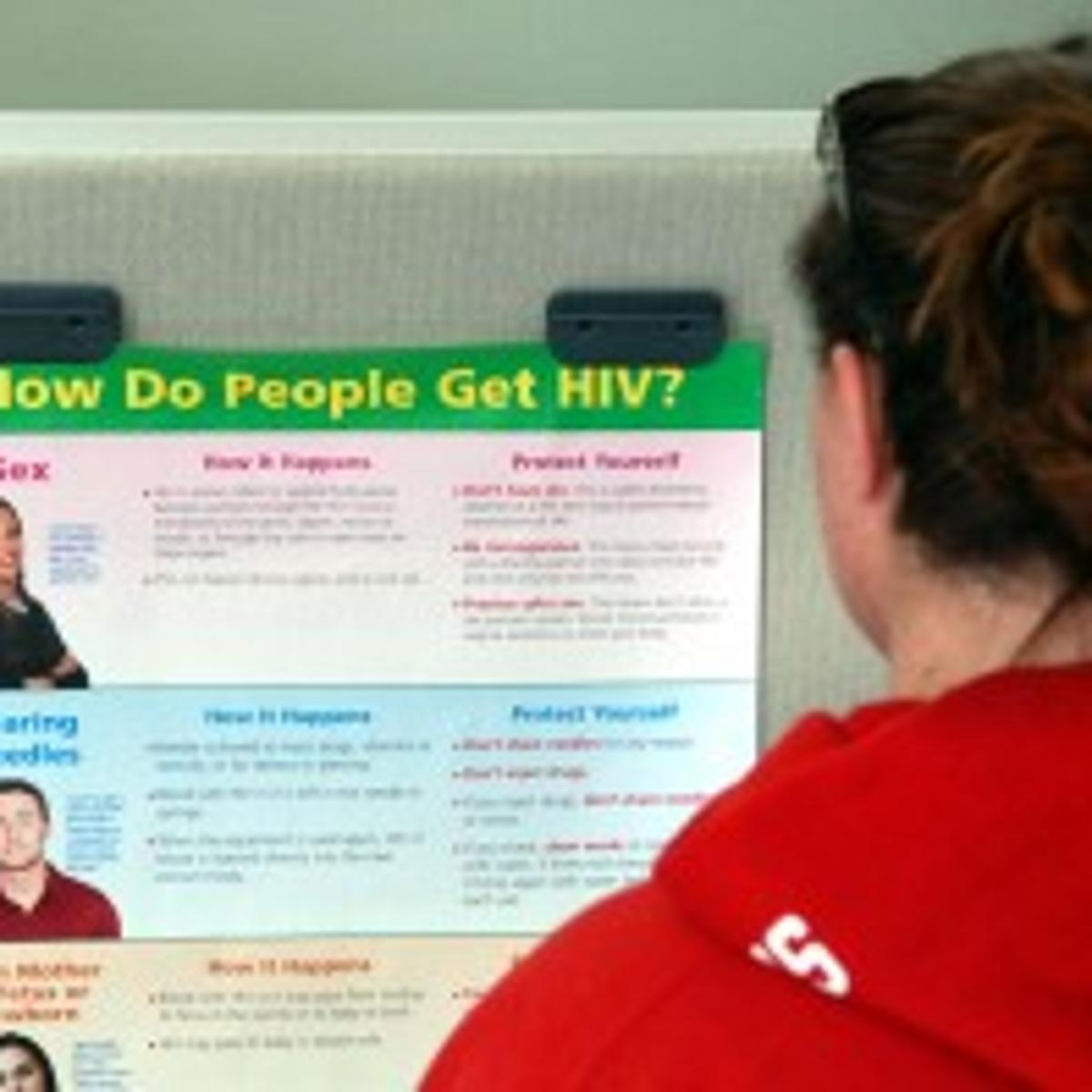 Atlantic County among nation's top 20 for rate of HIV, AIDS | News