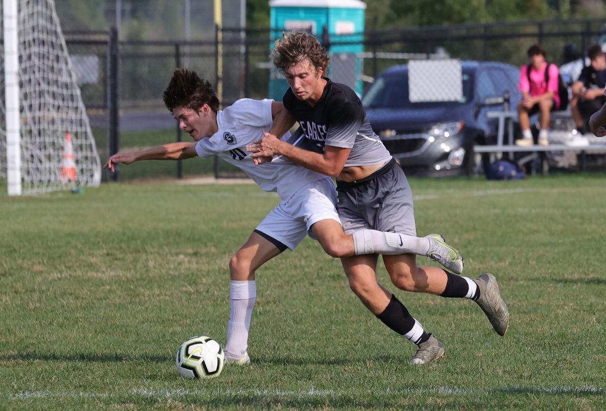 EHT vs Prep soccer