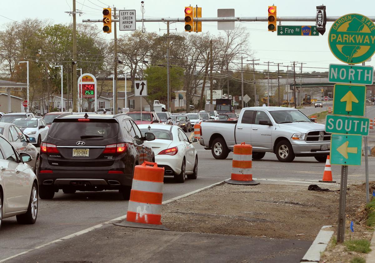 Traffic Congestion Atlantic County