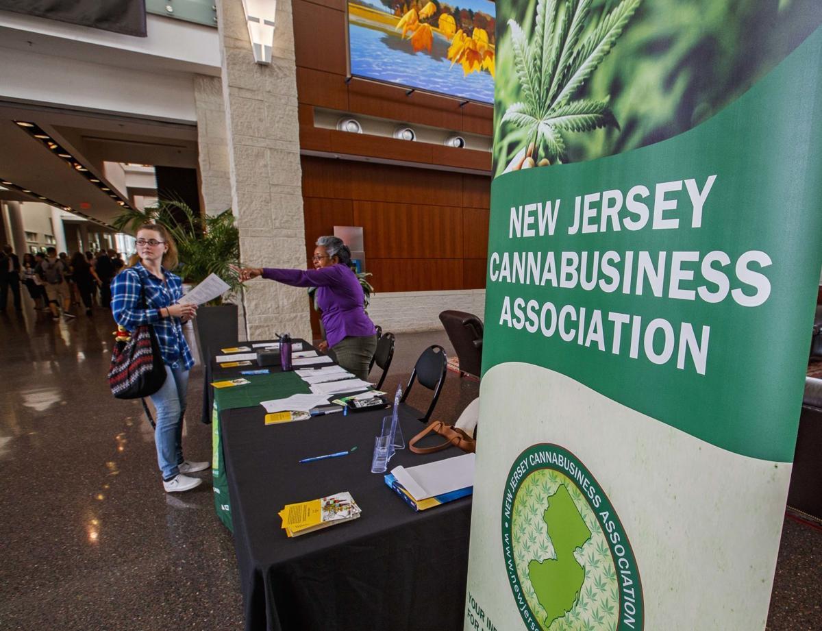 N.J. Cannabis Career Fair & Business Expo