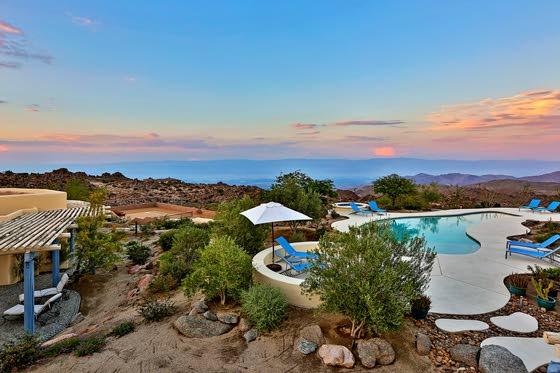 Hot Property: Desert compound
