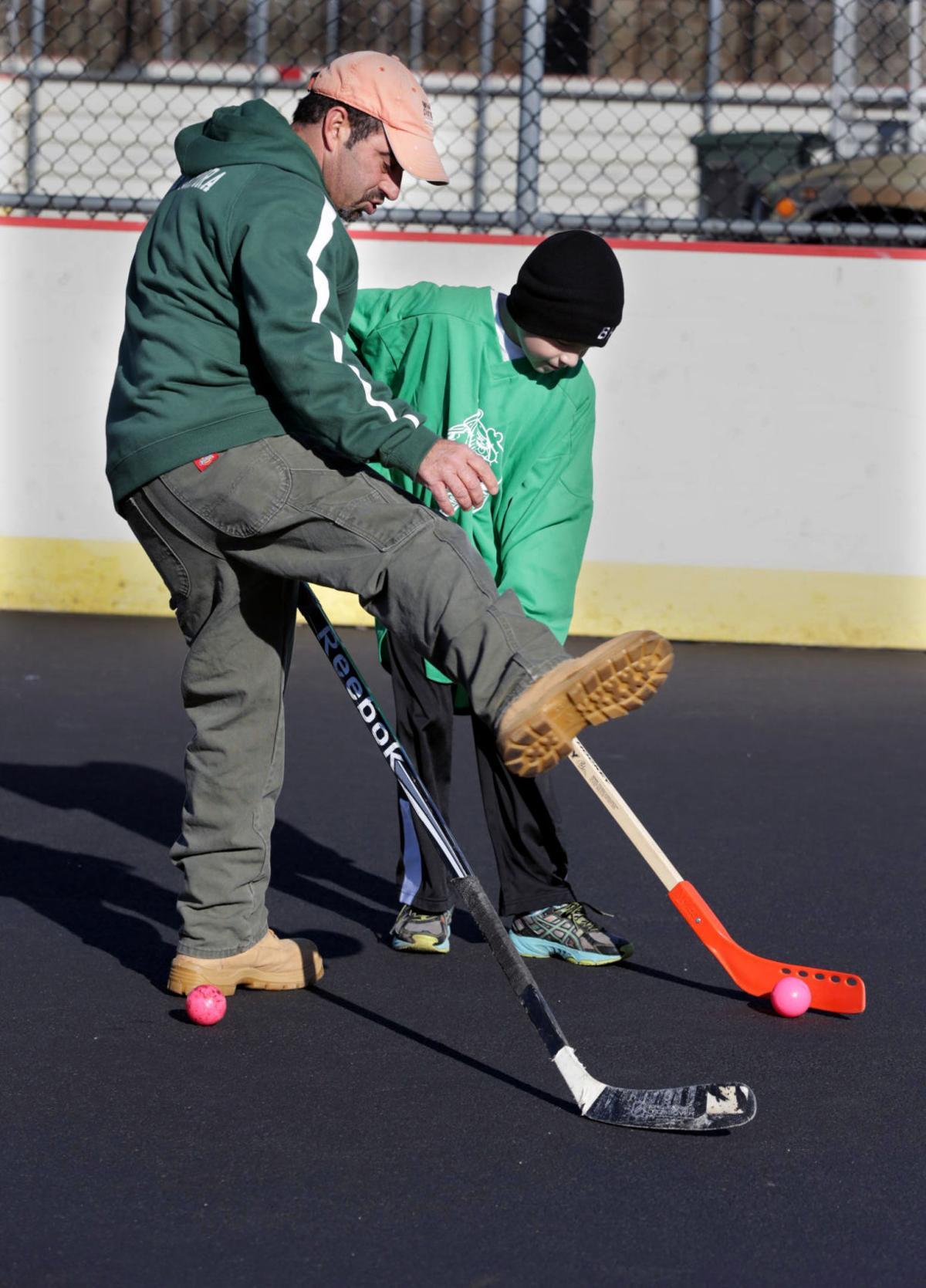 Kids with autism get hockey day | News | pressofatlanticcity com