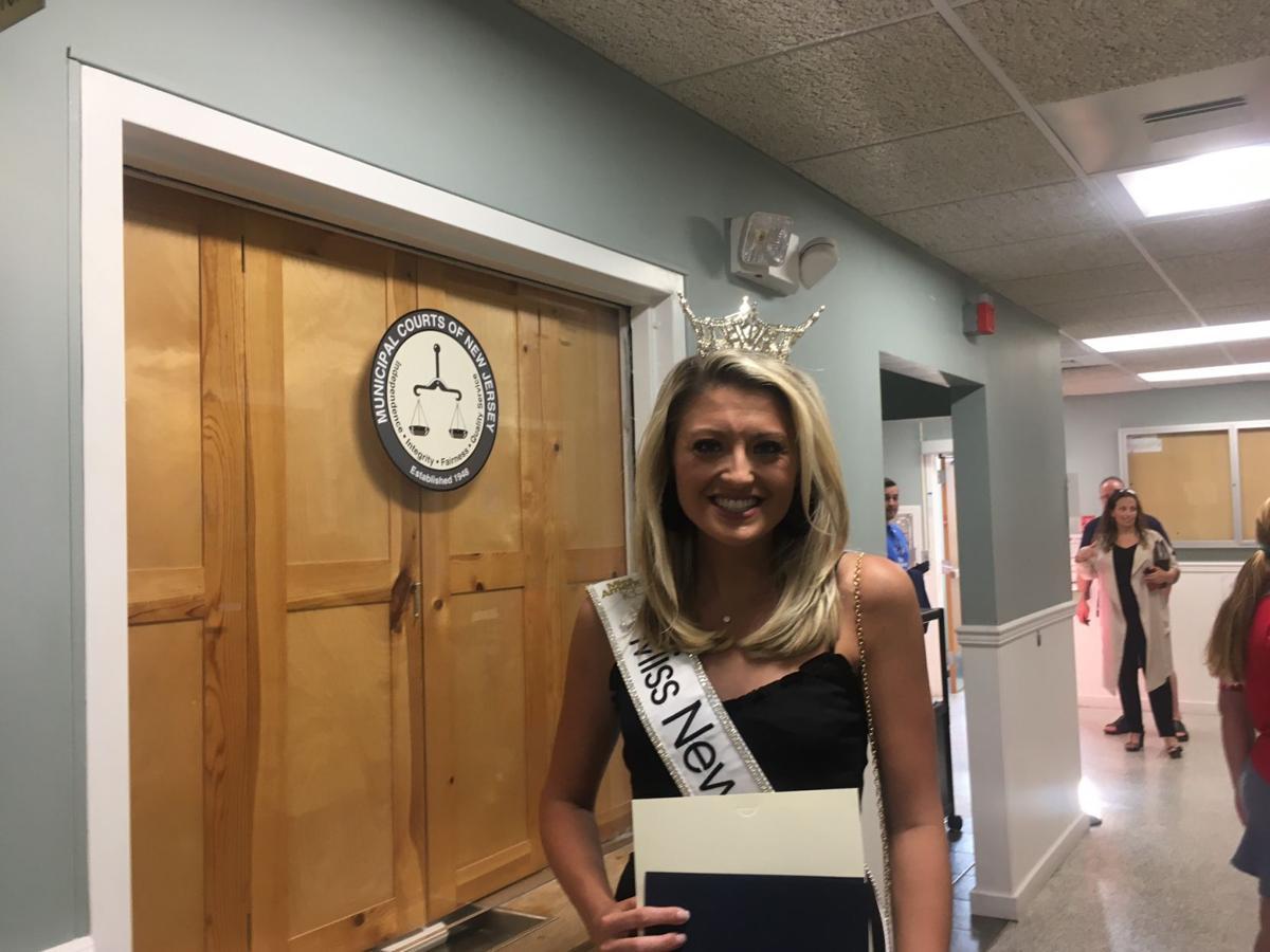 Miss New Jersey Alyssa Sullivan
