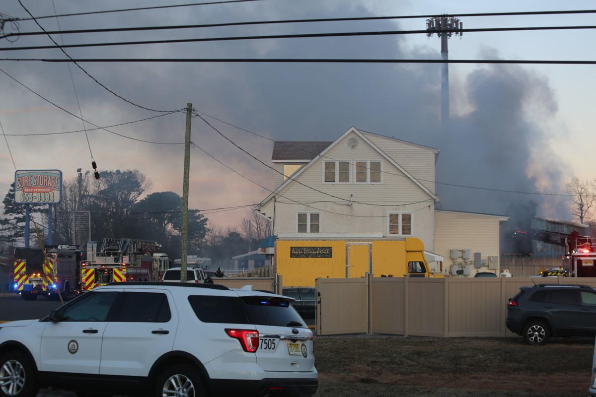 Somers Point fire
