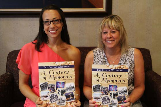 Wildwood documents its history in 'A Century of Memories' book