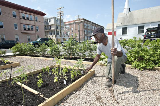 Atlantic City Church Uses Garden To Nourish Community In More Ways Than One Atlantic City