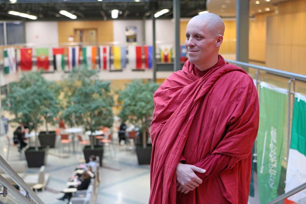 Stockton grad, Buddhist monk to give lecture