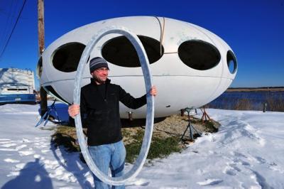 greenwich spaceship
