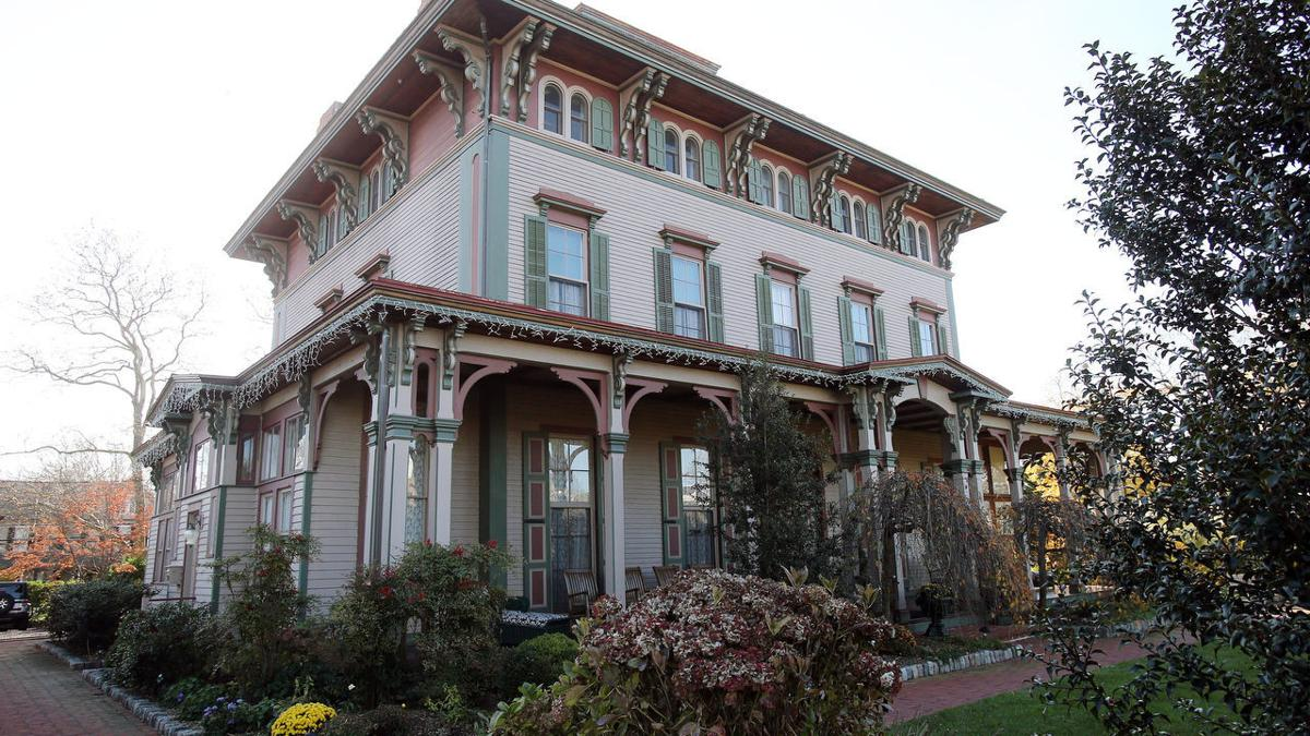 Cape May's Southern Mansion makes for a gorgeous haunt