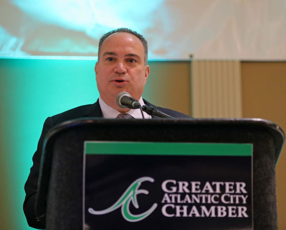 Casino update at Greater Atlantic City Chamber