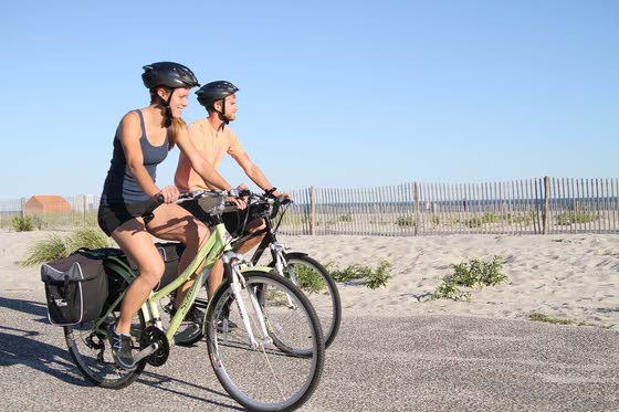 Cape May couple to cycle cross country to raise money for Living Water charity