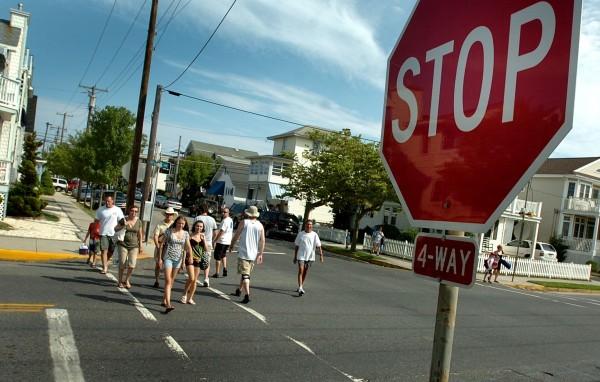 oc crossing
