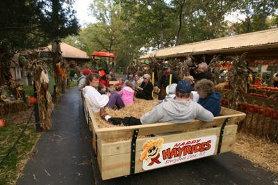 October Means Hayrides In Southern New Jersey New Jersey