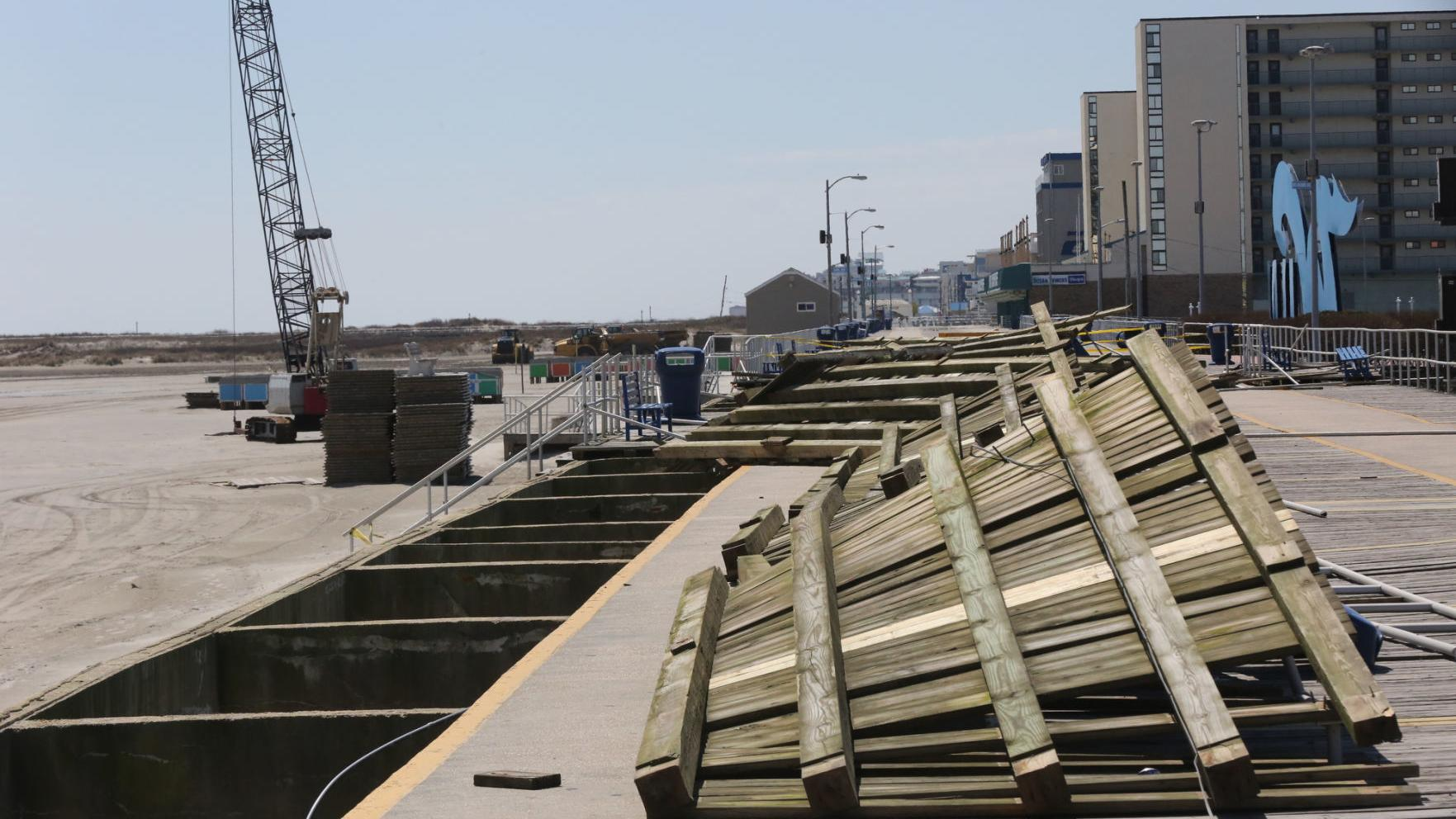 Our view: Fund Jersey Shore oceanfront paths, crucial infrastructure that must be maintained