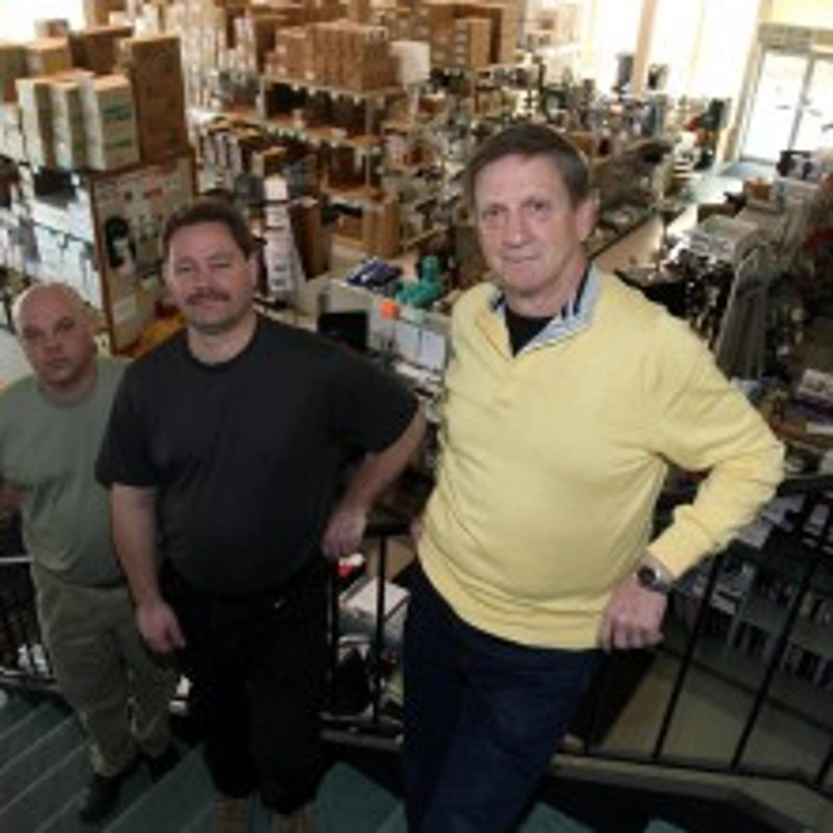 Restaurant Supply Store Boasts Wide Customer Base In Cape