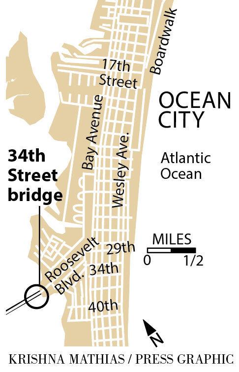 34th Street bridge Ocean City