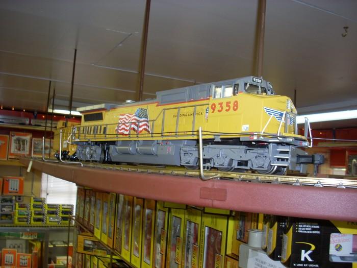 Vineland's Trains 'N Things keeps things nostalgic for model