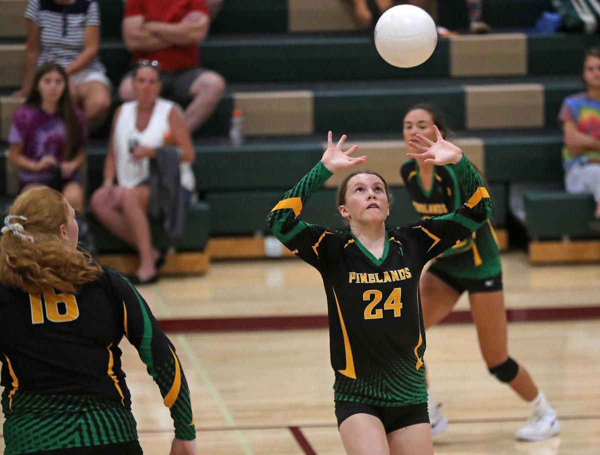 Cedar Creek vs Pinelands Volleyball
