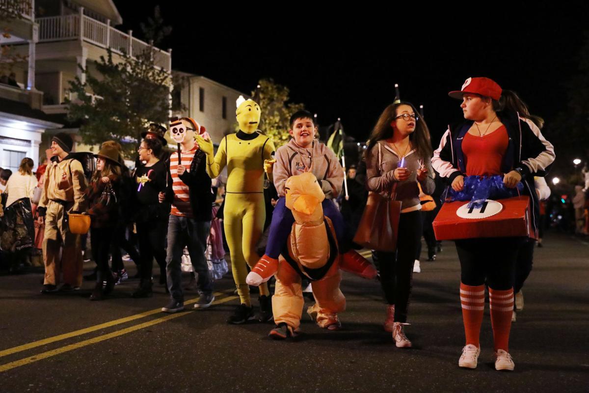 Ocean City Halloween parade