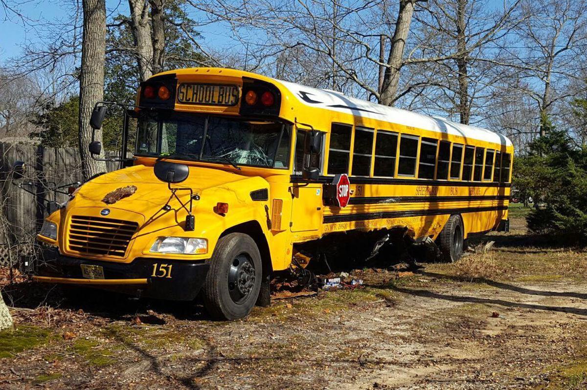 School Bus Accident Vineland | Photo Galleries