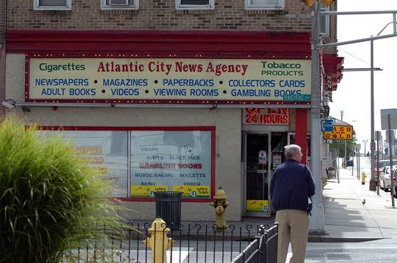 Atlantic city adult store